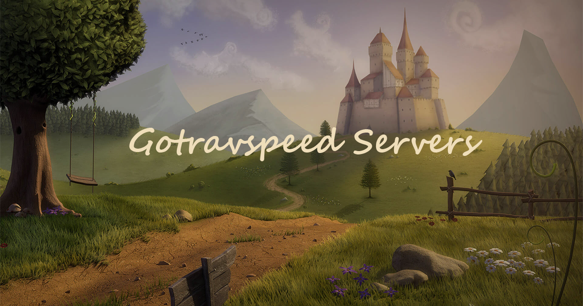 GoTravSpeed - Gotravspeed Private Servers